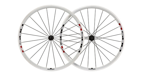 Shimano WH-R501-30 wiel 8/9/10-speed wit